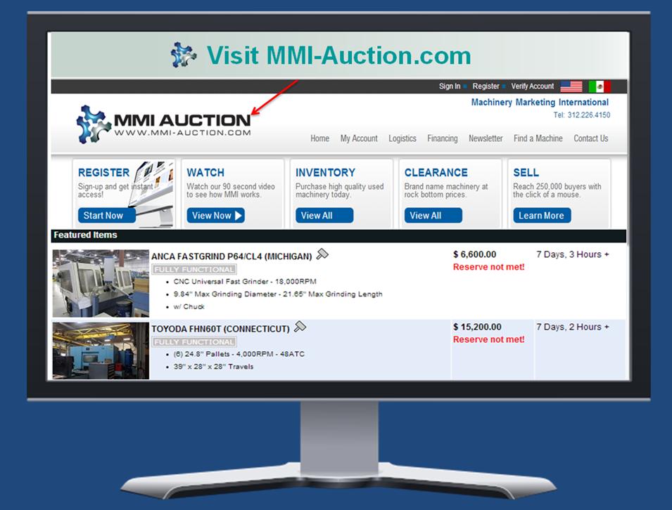 CNC Auctions