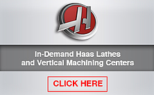 Haas Machines For Sale
