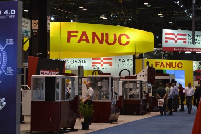 Fanuc IMTS 2016
