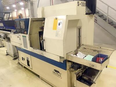 Used CNC Machine-Tsugami BS 32