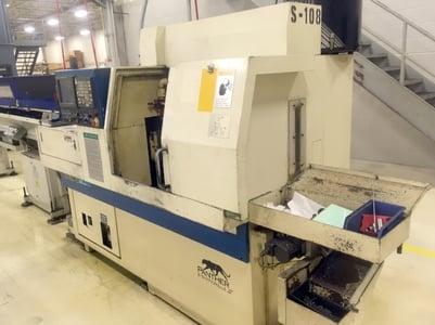 Used CNC Machine-Tsugami BS 32