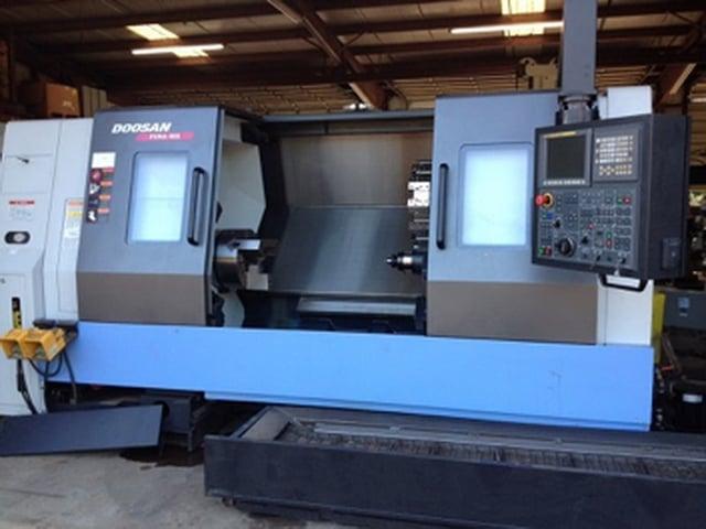 Used CNC Machine-Doosan Puma