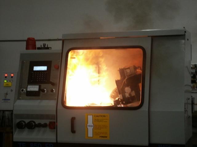 Machine on Fire