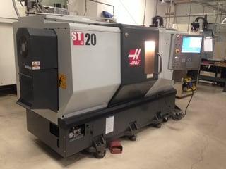 Used Haas Machine