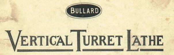 What is a Bullard Machine?