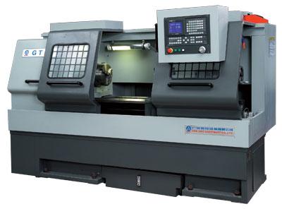 Modern CNC Lathe