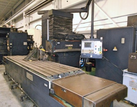 Parapass SL Horizontal Milling Machine